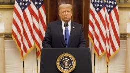 Trumps ettermæle og USAs kronglete vei videre som en plaget, splittet nasjon