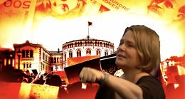 "Dagsavisens Hege Ulstein vil skåne politikere for det ""intense ubehaget"" HRS påfører dem"