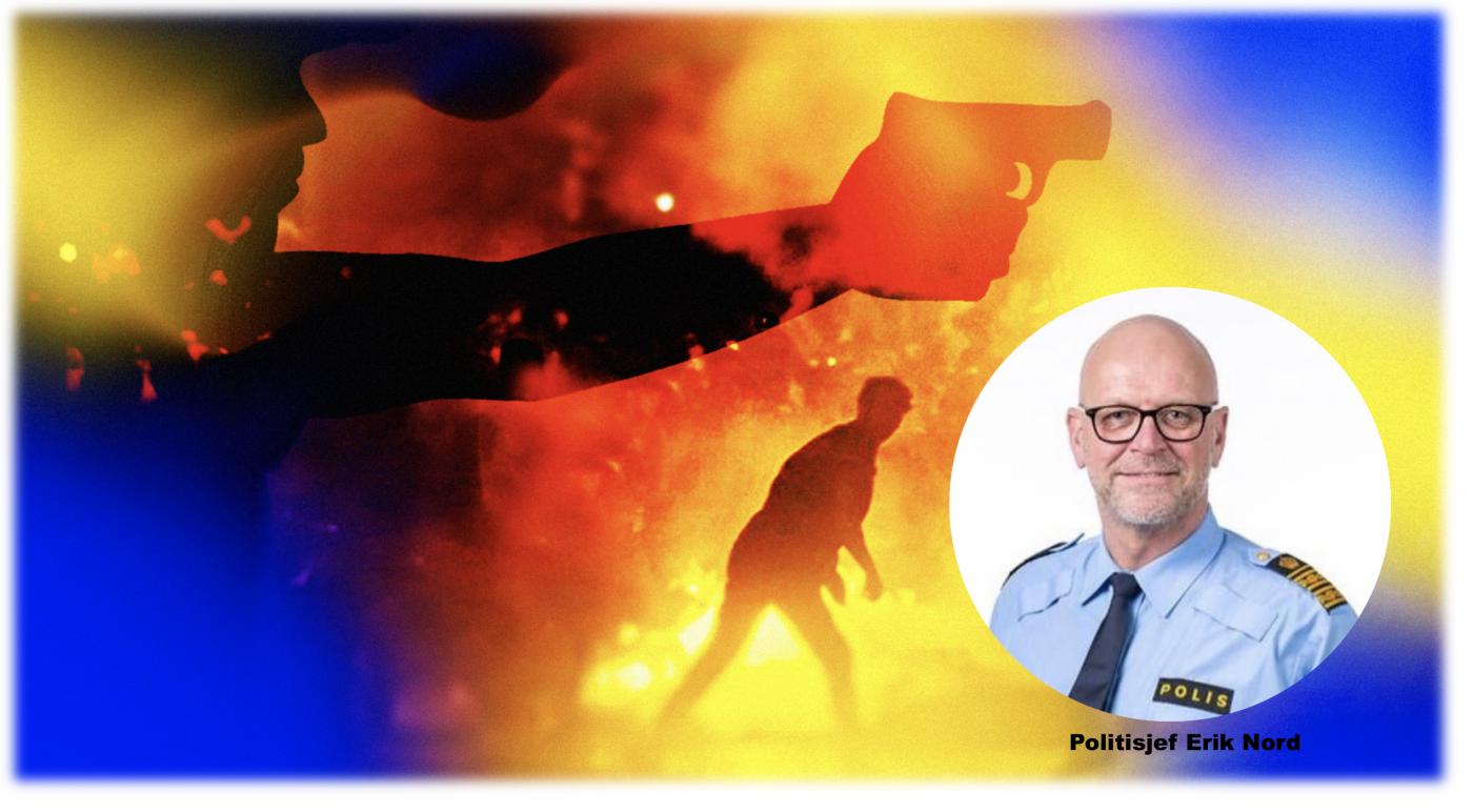 Svensk politisjef forteller hvorfor Sverige er annerledeslandet