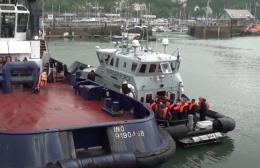 Migrantkrisen i Den engelske kanal: Grensekontrollen er en drosjetjeneste for illegale migranter