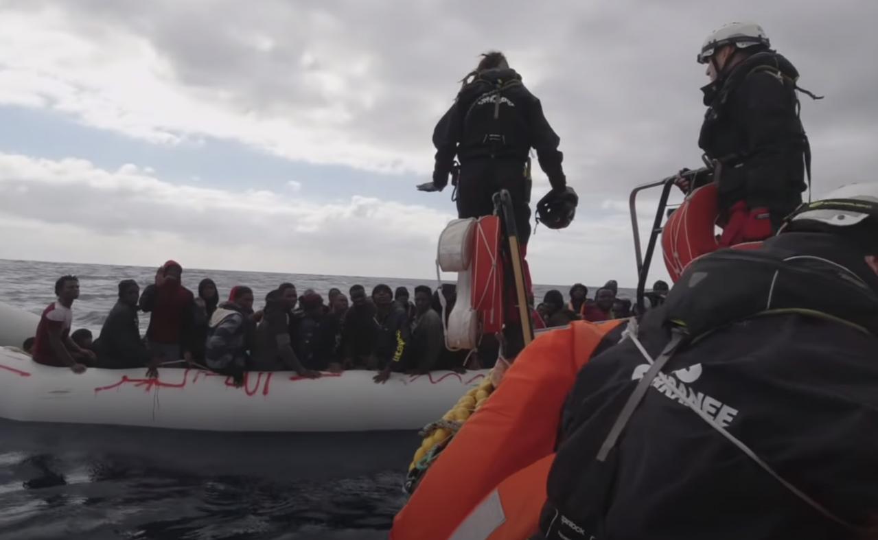 Ocean Viking fortsetter politisk aktivisme i Middelhavet