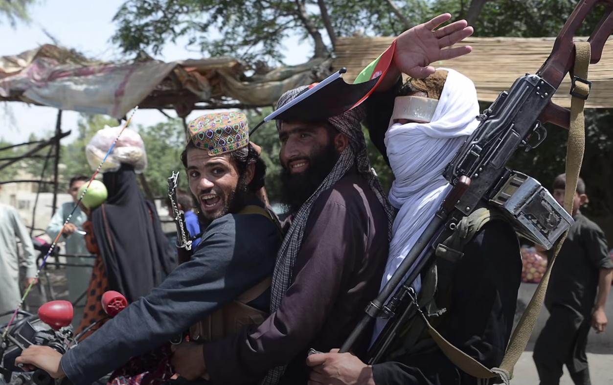 Talibans ekstreme makeover