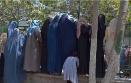 Sverige krever at Taliban blir feminister