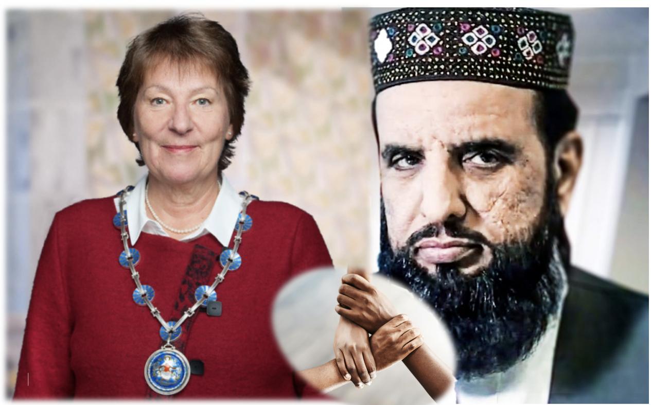 Oslos ordfører i åpent samrøre med fundamentalistisk imam