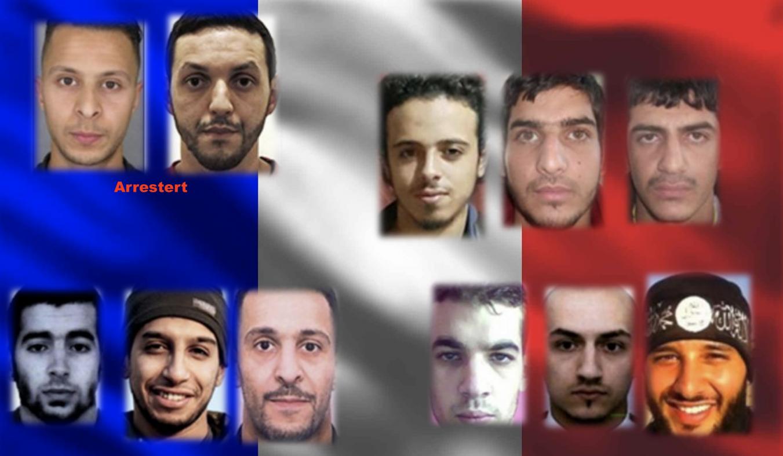 Da Paris ble angrepet av islam på blodigste vis: Nå rettssak