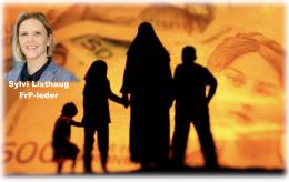 Sjokktall: Innvandrere utgjør under 20 prosent – mottar nær 60 prosent av all sosialhjelp