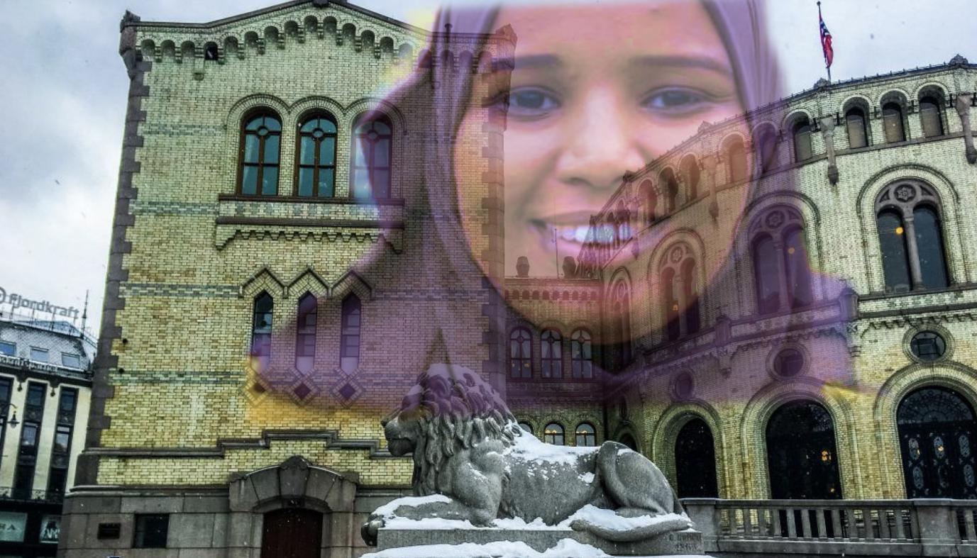 Islamsk Råd hyller SV-Husseins hijab: Et forbilde