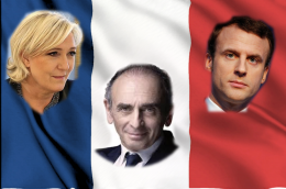 Fosser frem i Frankrike